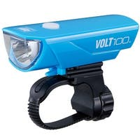 CatEye Volt 100 Rechargeable Cycling Headlight - HL-EL150RC - Blue