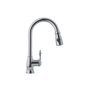 Franke FHPD1 Farm House Kitchen Faucet with Side Spray