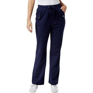 Karen Scott Womens Petites Lounge Pants Casual Pull On (2 options available)