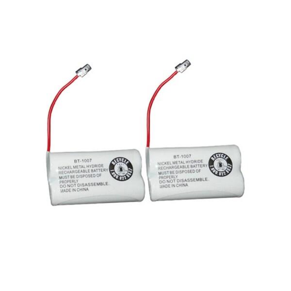 Panasonic KX-TCA14 Cordless Phone Battery Combo-Pack includes: 2 x EM-CPH-454 Batteries