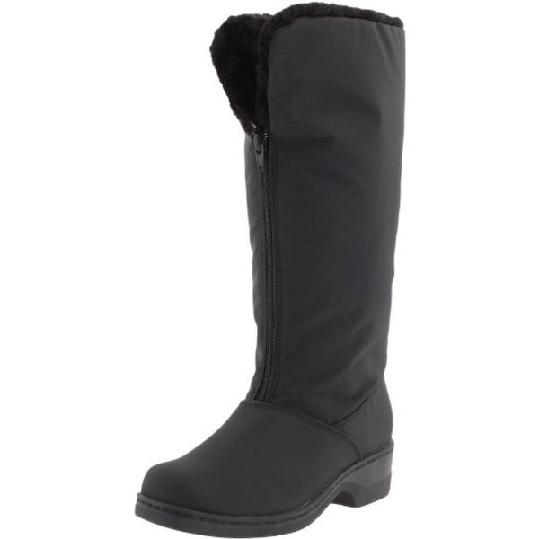 Tundra Boots Womens Alice Winter Boots Faux Fur Waterproof