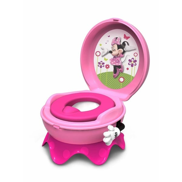 The First Years Celebration Potty System Featuring Disney's Minnie Mouse