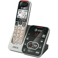 Att Atcrl32102 Dect 6.0 Big-Button Cordless Phone System With Digital Answering System & Caller Id