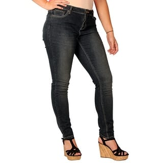 Zana-Di Womens Junior Plus Fashion Jeans, Dark Sandwash|https://ak1.ostkcdn.com/images/products/is/images/direct/0ed7c47bfbbd86fe1aac8496eddd615457261cb4/Zana-Di-Womens-Junior-Plus-Fashion-Jeans%2C-Dark-Sandwash.jpg?impolicy=medium