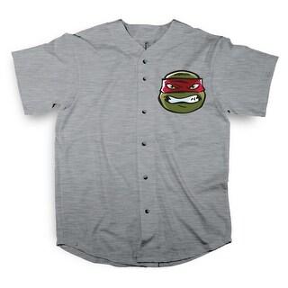 Teenage Mutant Ninja Turtles Boys' '87 Baseball Jersey