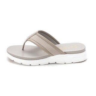 Cole Haan Womens Josefasam Open Toe Casual T-Strap Sandals - 6