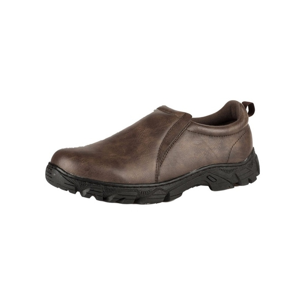 Roper Western Shoes Mens Performance Sport Faux 09-020-1571-0406 BR