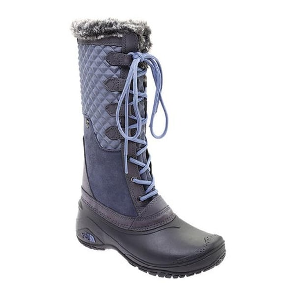 7a89cd9741fc The North Face Women  x27 s Shellista III Tall Boot Grisaille Grey Tempest