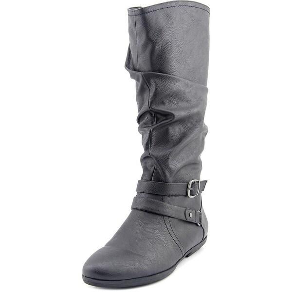 Seven Dials Diem Women Black Boots