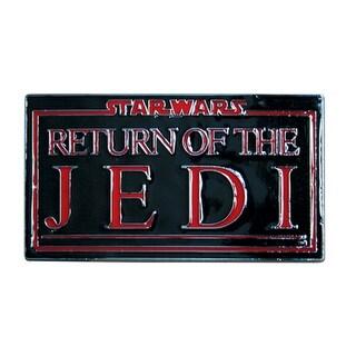 Star Wars Return Of The Jedi Belt Buckle - Black