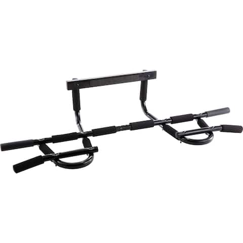 """Chin Up Bar Home Gym- Gen 2 Door Bar Pull Up Gym - 24"""" to 32"""" Wide"""