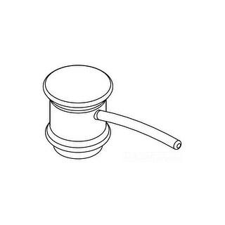 Moen 344114 Soap/Lotion Dispenser Head Only