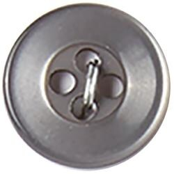 "Charcoal 4-Hole 1/2"" 5/Pkg - Slimline Buttons Series 1"