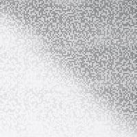 Brewster 2542-20758 Cosimo Silver Foil Mosaic Wallpaper - N/A