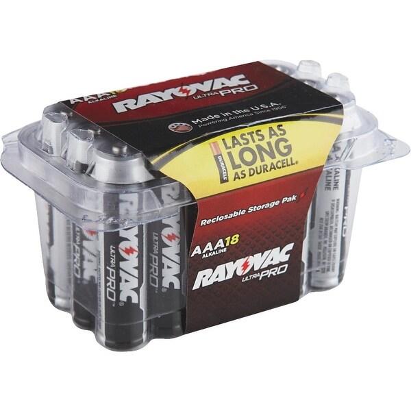 Rayovac 18Pk Aaa Pro Battery