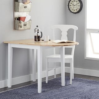 Link to Simple Living Country Cottage Dining Table Similar Items in Dining Room & Bar Furniture