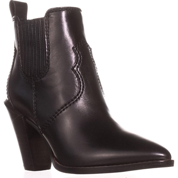 Coach Westyn Ankle Boots, Black