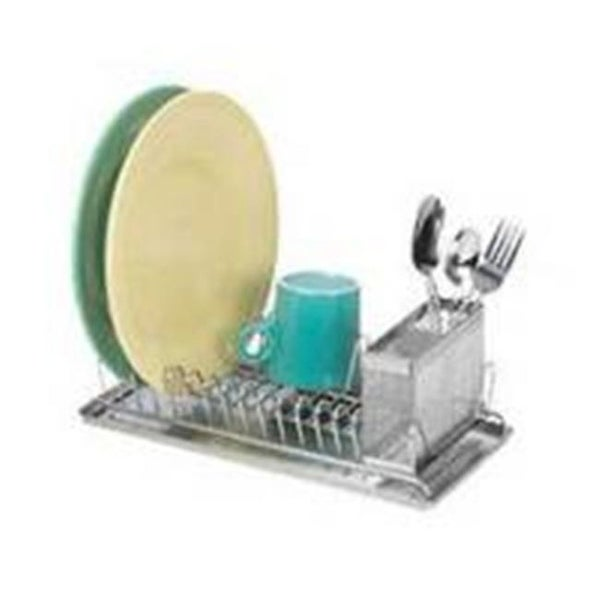Shop Polder 6115 75rm Compact Dish Rack Stainless Steel Free