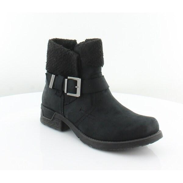 White Mountain Riza Women's Boots Black - 7