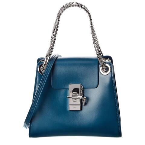 Chloe Annie Mini Leather Shoulder Bag