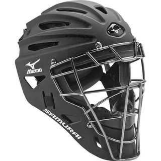 Mizuno Youth Samurai G4 Catchers Helmet