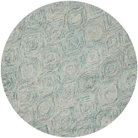 Safavieh Handmade Ikat Madyson Modern Wool Rug