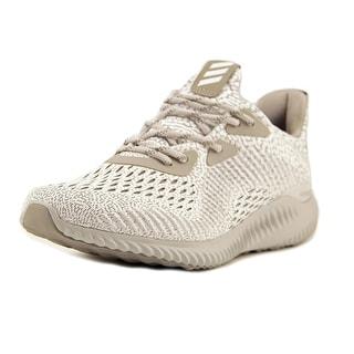 Adidas Alphabounce AMS Women Round Toe Canvas Running Shoe