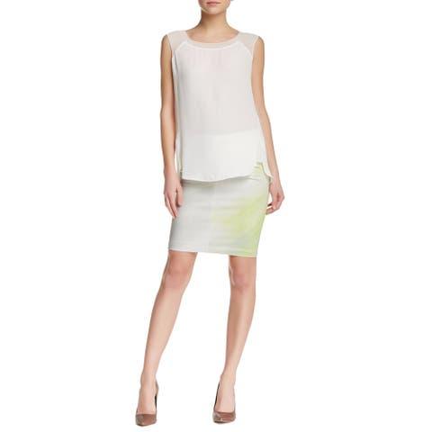 T Tahari Wesley Mini Skirt Size 6