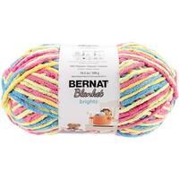 Bernat Blanket Brights Big Ball Yarn - Sweet & Sour Variegated
