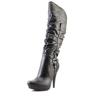 G By Guess Darrlin Women Black Boots