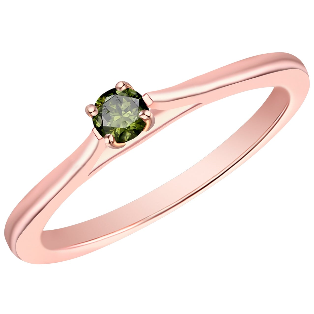 ea4b63b8d61e77 Buy Green Diamond Rings Online at Overstock | Our Best Rings Deals