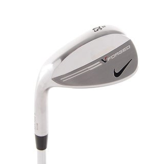 New Nike VR Forged Tour Satin Gap Wedge 52.10* Stiff Steel LEFT HANDED (M-Bounce)