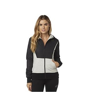 Fox Racing Women's Affirmed Zip Hoodie - 20188 - Black