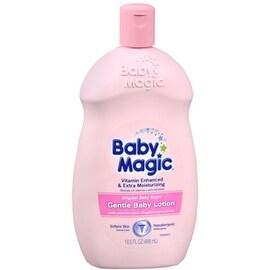 Baby Magic Gentle Baby Lotion Original Baby Scent 16.50 oz