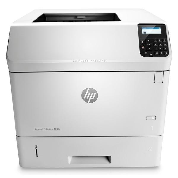 HP LaserJet M605n Laser Printer - Monochrome - 1200 x 1200 dpi Print E6B69A