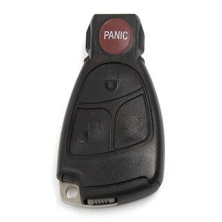 New Replacement Car Keyless Entry Smart Remote Key Shell Case for Mercedes-Benz