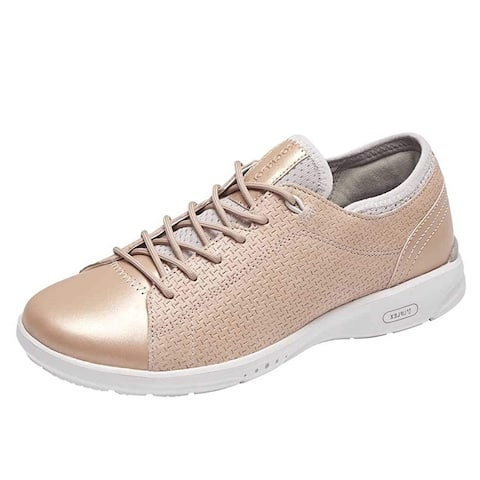 Rockport Womens Truflex Low Top Lace Up Fashion Sneakers