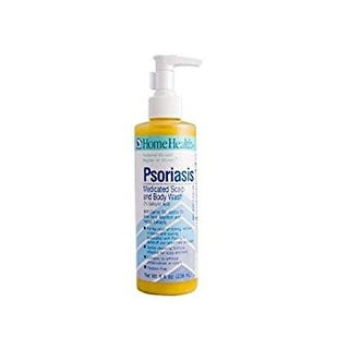 Home Health Psoriasil Body Wash 8-ounce