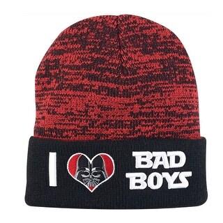 Star Wars Darth Vader Bad Boys Knit Hat