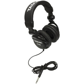 Tascam TH-02-B Multi-Use Studio Grade Headphones