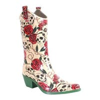 Nomad Women's Yippy Rose/Skull
