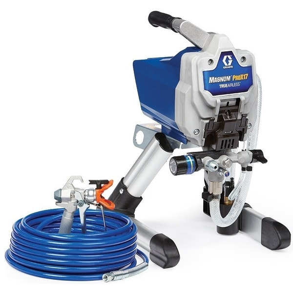 Graco 17G177 Magnum ProX17 Airless Paint Sprayer, 3000 PSI