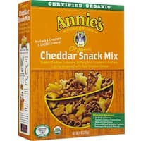 Annie's Homegrown - Organic Cheddar Bunnies Snack Bunnies ( 12 - 9 OZ)