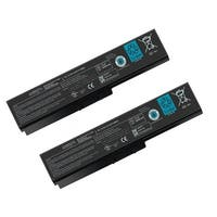 Battery for Toshiba PA3817U-1BRS (2-Pack) Replacement Battery