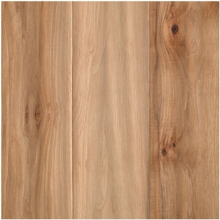 """Mohawk Industries BCS61-HIC  5"""" Wide Solid Hardwood Flooring - Textured Hickory Appearance- Sold by Carton (19 SF/Carton)"""