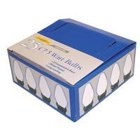 Celebrations UYTT4WA1 C7 White Replacement Bulbs