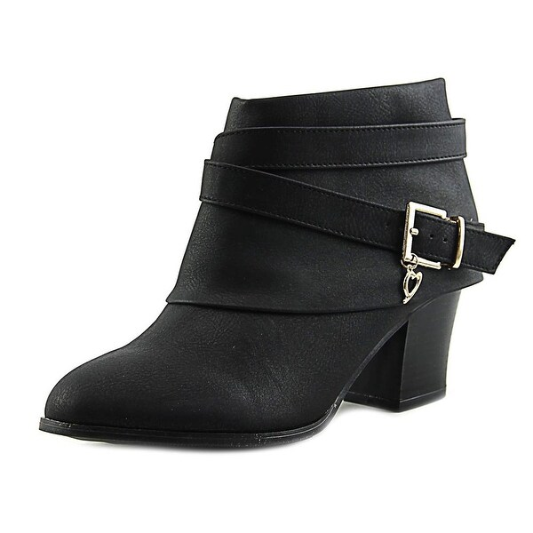 Thalia Sodi Teca Black Boots