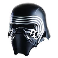 Star Wars The Force Awakens Adult Costume Accessory Kylo Ren 2-Piece Helmet - Multi