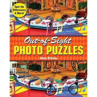 Out-of-Sight Photo Puzzles - Adam Ritchey