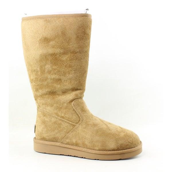 62ec95de2ff UGG Womens Summer Chestnut Fashion Boots Size 5